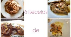 Para estar por casa: 6 recetas de conejo