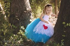 turquoise tulle princess dress tulle dress by BBMCreations on Etsy, $55.00