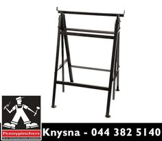 Do you need to reach that uncomfortable spot? This painter's trestle, available from #PennypinchersKnysna is just what you need! Visit us or contact us on 044 382 5140 for more information. #DIY