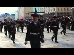 Skansen Bataljon - Buekorps / Bergen - YouTube
