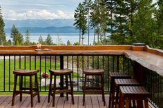 Cool Backyard Deck Design Idea 76