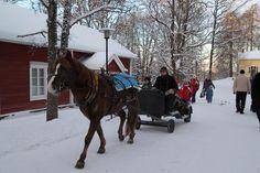 Winter in Lohja, Finland