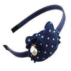 Cheap hair accessories wholesale, Buy Quality accessories set directly from China hair Suppliers:  Fashion women cat style Hairbands printed Denim headbands madma bownot turban star stretch hairbands ladies hai