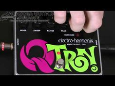 Q-Tron Product Feature, Sarasota Guitar Company