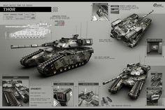 ArtStation - Thor, Alexey Pyatov