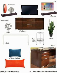 Cinelicious Office Hollywood Outdoor Furnishings Concept Board