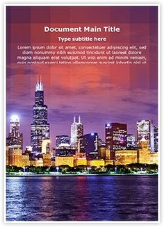 Metropolitan City Word Document Template is one of the best Word Document Templates by EditableTemplates.com. #EditableTemplates #PowerPoint #templates Scene #Reflection #Panorama #Urban #Dusk #Traffic #Travel #Colorful #Illustration #Twilight #Modern #Architecture #Town #Commercial #Town Scape #Shiny #Landmark #City #Capital #Dynamic #Skyscraper #Skyline #Neon #Highrise #Evening #Light #Bright #Building #Sky #Apartment #Road #Tower #Metropolitan #Landscape #High #Downtown #View…