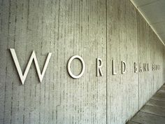 World bank group x