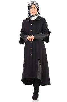 "Selam Çift Kol Detaylı İnce Keçe Kaban M-S6840 Siyah Sitemize ""Selam Çift Kol Detaylı İnce Keçe Kaban M-S6840 Siyah"" tesettür elbise eklenmiştir. https://www.yenitesetturmodelleri.com/yeni-tesettur-modelleri-selam-cift-kol-detayli-ince-kece-kaban-m-s6840-siyah/"