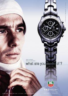 5cfa23281fa2 15 mejores imágenes de Senna   Tag Heuer