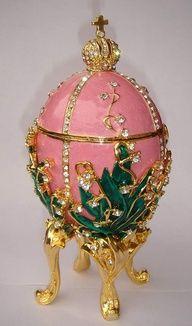 Frivolous Fabergè Fancies ❤ Precious in Pink Perfection !!  :)