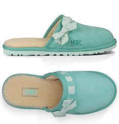 UGG Nala Clog in Surf Spray. I must have these comfy clogs:)