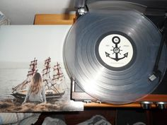 Courage my love - Becoming. Clear LP