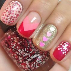 Nail art doesn't get any sweeter than on Valentine's day. It doesn't matter if you put together the perfect outfit- the look just isn't complete without a killer mani. If you're a DIY newbie or a nail art master, these gorgeous designs will help inspire your own V-Day design. Below are 16 killer Valentine's Day [...]