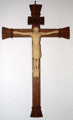 Kruzifix Beuron Art