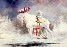 White Moose - Sussi Anna Åberg