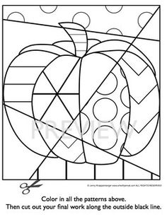 Drawing,crafting, painting video lessons for kids to understandColoring Pages for All Holidays incl Fall and Halloween {over 60 designs}!Year-round coloring pages (K - Halloween activity Art Halloween, Halloween Coloring, Halloween Activities, Autumn Activities, Fall Coloring Sheets, Fall Coloring Pages, Coloring Books, Free Coloring, Adult Coloring