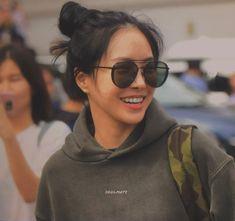 son na eun Kpop Fashion, Korean Fashion, Girl Fashion, Picture Headboard, Apink Naeun, Son Na Eun, Types Of Girls, Asian Celebrities, Blonde Hair