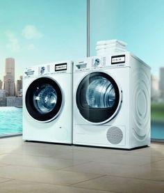 #Siemens #iQ800 masterclass  #washing machine and tumble #dryer #Trockner…