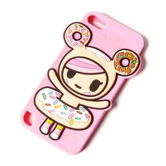 Neon Star by tokidoki Donutella Case for iPod Touch 5 | Claire's