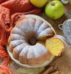 Italian Desserts, Italian Recipes, Plum Cake, Kefir, Light Recipes, Bagel, Doughnut, Sweet Recipes, Baking Recipes