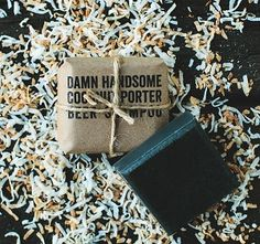 Damn Handsome Grooming Co.  At Damn Handsome Grooming Co we partner with craft breweries to re-purpose their brewed ingredients into natural, healthy provisions. These handsome handmade goods put beauty regimens aside and provide intoxicating grooming essentials for the modern man.