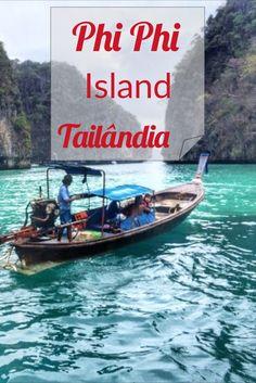 O filme A Praia com Leonardo DiCaprio foi filmado na ilha Phi Phi na Tailândia. Mais detalhes neste post>>>