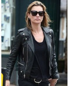 Designer Leather Jackets For Ladies - JacketIn