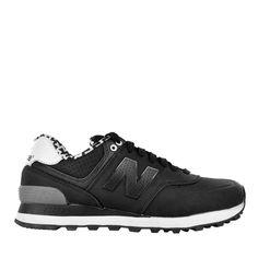 W574 Paint Chip Sneaker