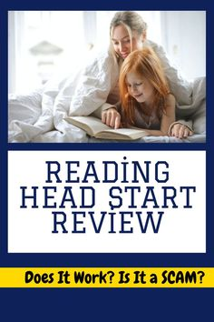 Reading Head Start Review - Does It Work? Is It a SCAM? The Reading Head Start program is a digital program that will help to improve your child's reading skills. Read our full review to see if it is worth it for your child! head start reviews from parents, reading head start vs hooked on phonics, head start reading program, reading head start review, reading head start program reviews, reading head start scam, reading head start sarah shepard, reading head start program free, Reading Practice, Reading Skills, Head Start Programs, Hooked On Phonics, Feeling Dizzy, Does It Work, Learning Process, Way Of Life, Improve Yourself