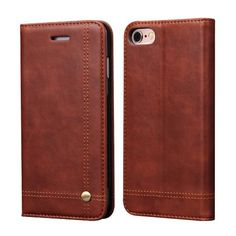Luxury Leather Wallet Phone Case