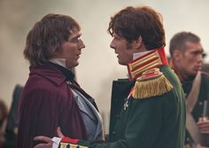 War and Peace - Pierre Bezukhov and Andrei Bolkonsky                                                                                                                                                     More