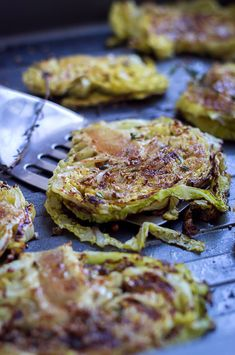 Roasted Cabbage Steaks recipe