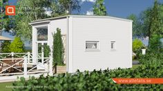 Attefallshus 25 kvadrat Mys. Ett härligt attefallshus med smart planlösning som rymmer det mesta för ett trevligt boende. Huset illustreras med sedumtak. Kaminen borgar för riktigt mysiga kvällar under höst och vintertid. #attefallshus #attefallshusmedsovloft #attefallshusmedkamin #25kvadrat #bygglovsfritt #sedumtak #compactliving #minivilla #guesthouse #gäststuga #studentbostad #komplementbyggnad
