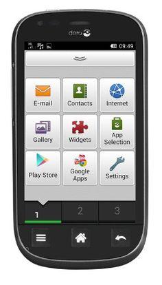 Doro Liberto 810 UK SIM-Free Android Smartphone Doro http://www.amazon.co.uk/dp/B00FFZOROA/ref=cm_sw_r_pi_dp_EkDIub15CXGE7