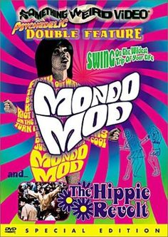 Mondo Mod & Hippie Revolt DVD 1967 Region 1 US Import NTSC: Amazon.co.uk: DVD & Blu-ray