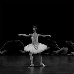 aurelie-dupont: Aurélie Dupont in La Bayadere act 3