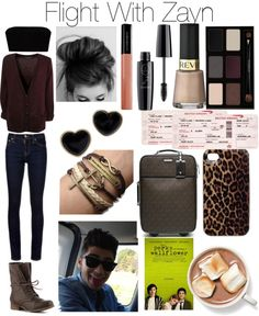 """""""Flight With Zayn"""" by taylorpayne4ever ❤ liked on Polyvore"""