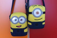 Picture of Minion shoulder bags