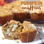 Good morning, lovely people! I'm really excited to share this delicious pumpkin muffin recipe that I created over the weekend. Tis the season for all things pumpkin, so this not-too-sweet pumpkin muffin is perfection with the extra sweet pizzaz of the salted caramel. Drool! Of course, these muffins are also wonderfully delicious without the salted...