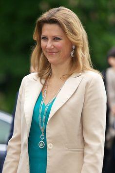 Princess Martha Louise of Norway 5/30/13