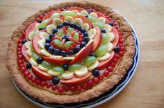 Crostata alla frutta per celiaci #Ricetta #celiachia ...per visualizzare la RICETTA➨➨➨ http://www.womansword.it/donne-in-cucina/ricette-per-celiaci/crostata-frutta/