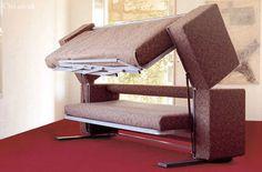 convertible sofa into bunk beds