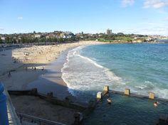 Coogee Beach... Sydney... #Australia