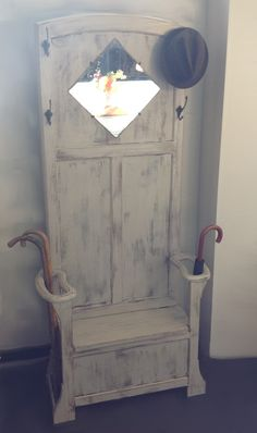 Now sold  Shabby chic Coat Stand £185 (If you would like to buy this item call the sales office on 01903 753377 or come down to our showroom www.thergf.co.uk)