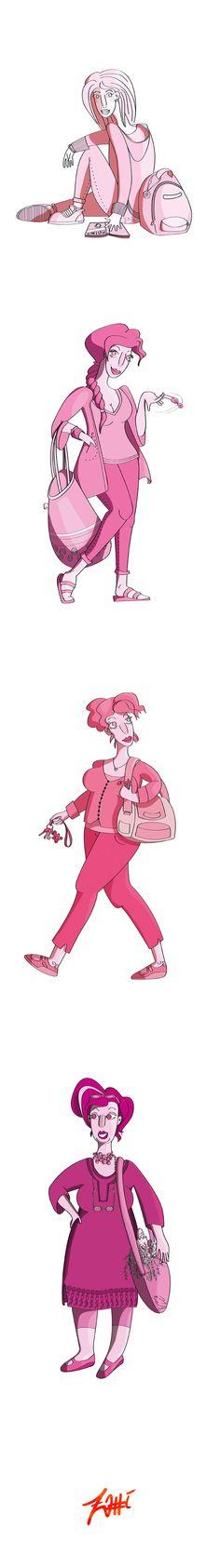 illustrazioni su commissione  illustrazione digitale  zazzi illustratrice  #girls #woman #illustration #digitalpainting