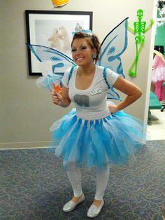 My Tooth Fairy Costume!