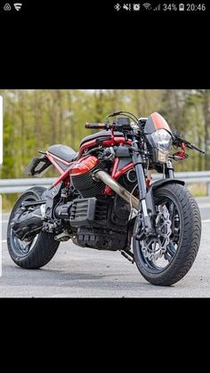 Cafe Racer Moto, Cafe Racers, Moto Guzzi, Motorcycle Bike, Custom Bikes, Chopper, Cars And Motorcycles, Motorbikes, Cycling
