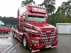 Scania super R     .VOGEL.