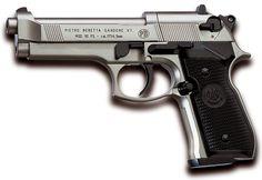 Baretta M-92 9mm